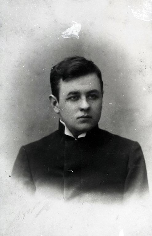 Демуцкий-гимназист