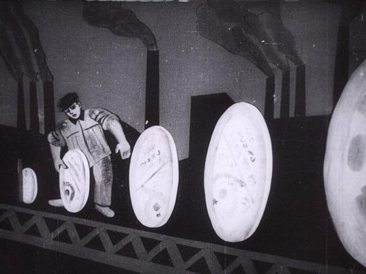 Derzhpozyka (1930, dir. Yevhen Makarov)