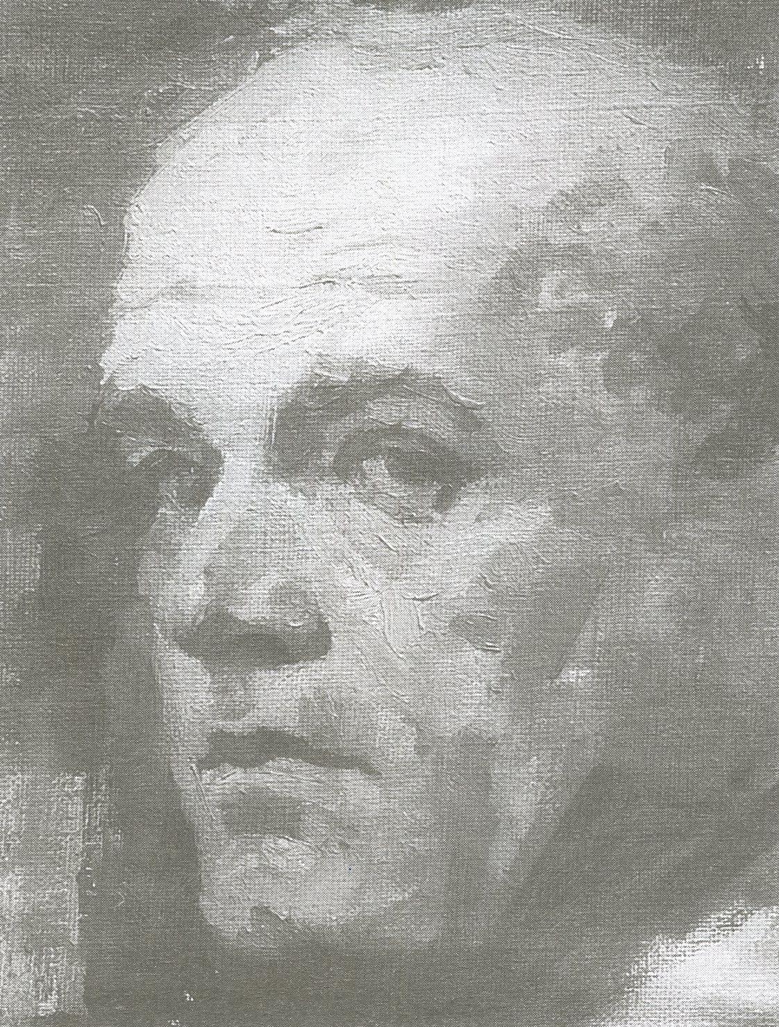 І.Літинський. Автопортрет